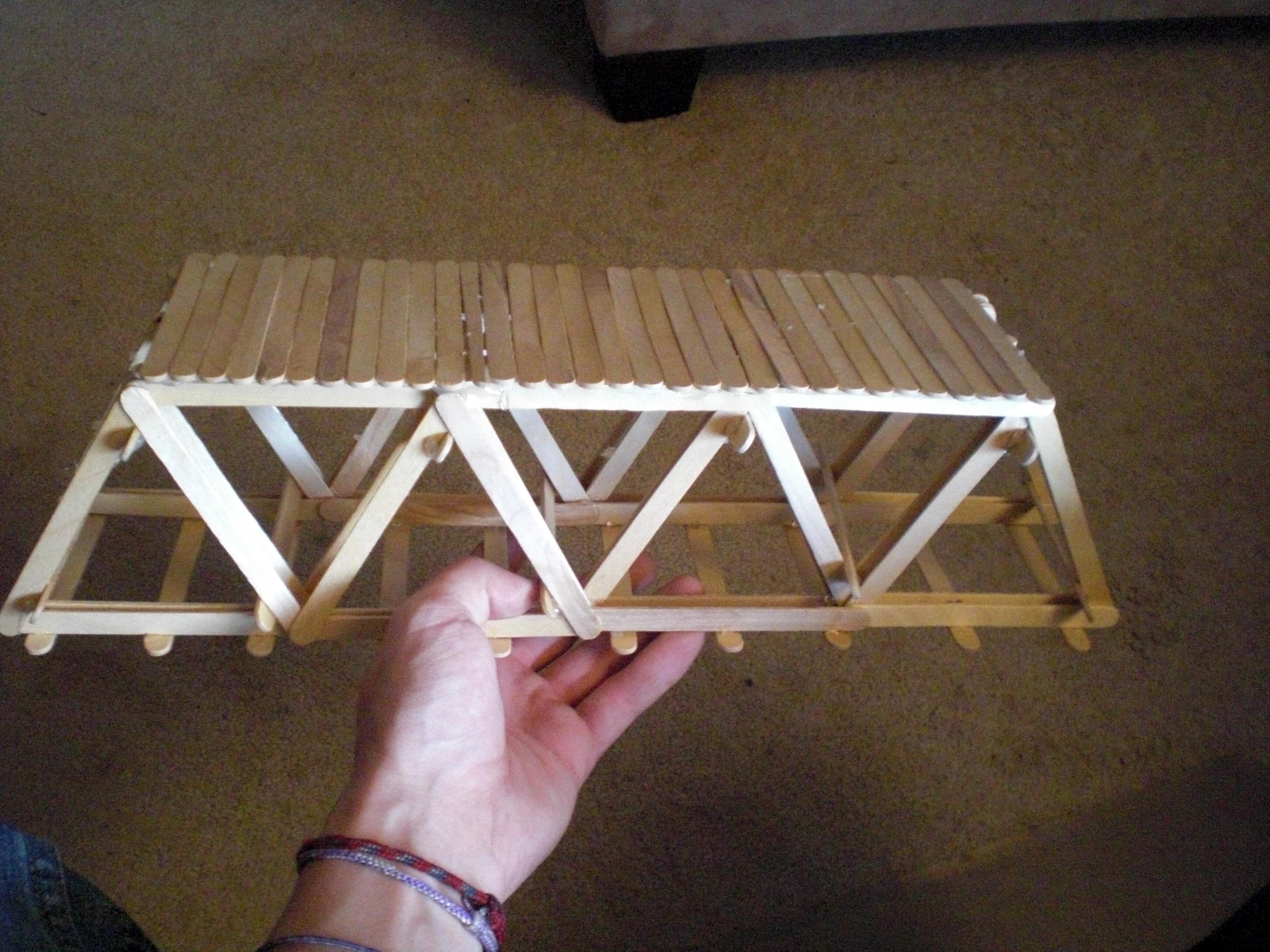 popsicle bridges